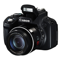 Canon SX50 Takes Zooming to Another Level